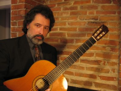 John Tavano | Newburyport, MA | Classical Acoustic Guitar | Photo #1