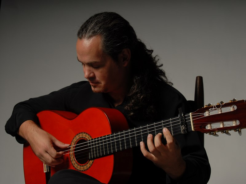 Alex Jordan - Flamenco Guitarist - Miami, FL