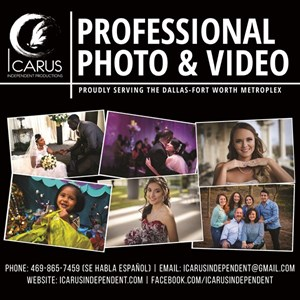 Richardson, TX Videographer | Icarus Independent Productions