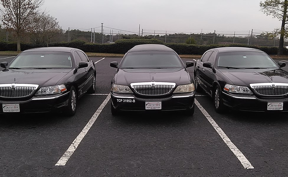 Jetstar Transportation - Stretch Limo - Atlanta, GA