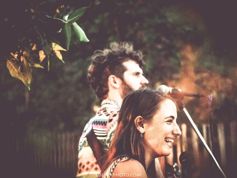 Morgan and Scott - Folk Duo - Oakland, CA