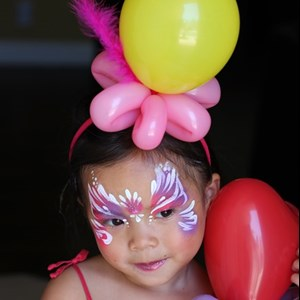 Huntington Beach Face Painter | Silly Faces On Parade