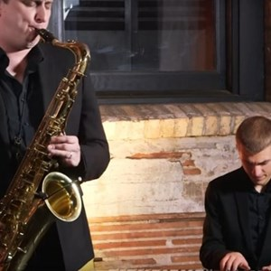 Bertrand 30s Band | Background Jazz LLC