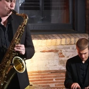 Charter Oak 30s Band | Background Jazz LLC