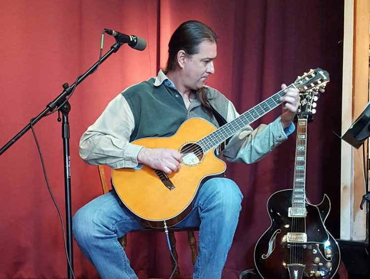 Peter Alba - Jazz Guitarist - Seattle, WA