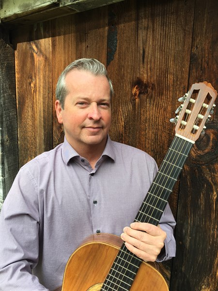 Mark Young - Classical Guitarist - Boston, MA