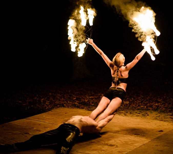 Triangle Circus Arts - Circus Performer - Raleigh, NC
