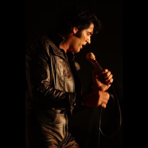 Oil Trough Elvis Impersonator | Terry Phillips As Elvis