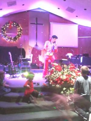 Terry Phillips As Elvis | Maryland Heights, MO | Elvis Impersonator | Photo #2