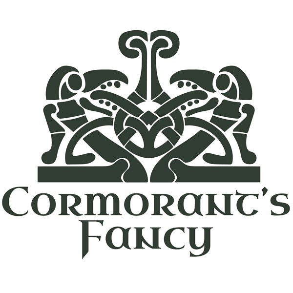 Cormorant's Fancy Logo
