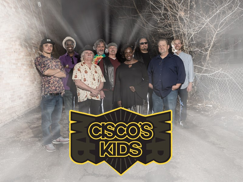 WAR/Lowrider Band Tribute: Cisco's Kids  - Tribute Band - Denver, CO