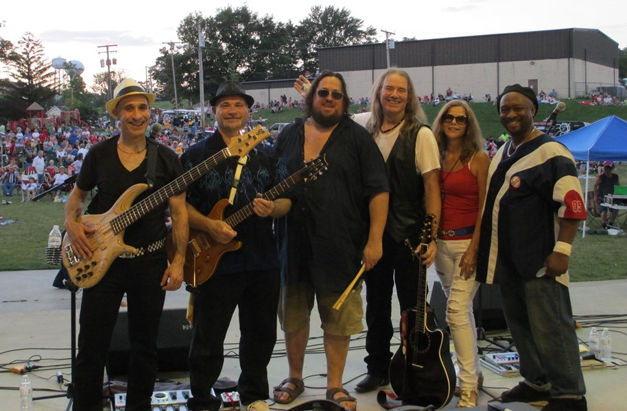 Human Wheels - Tribute to John Mellencamp - Tribute Band - Cranford, NJ