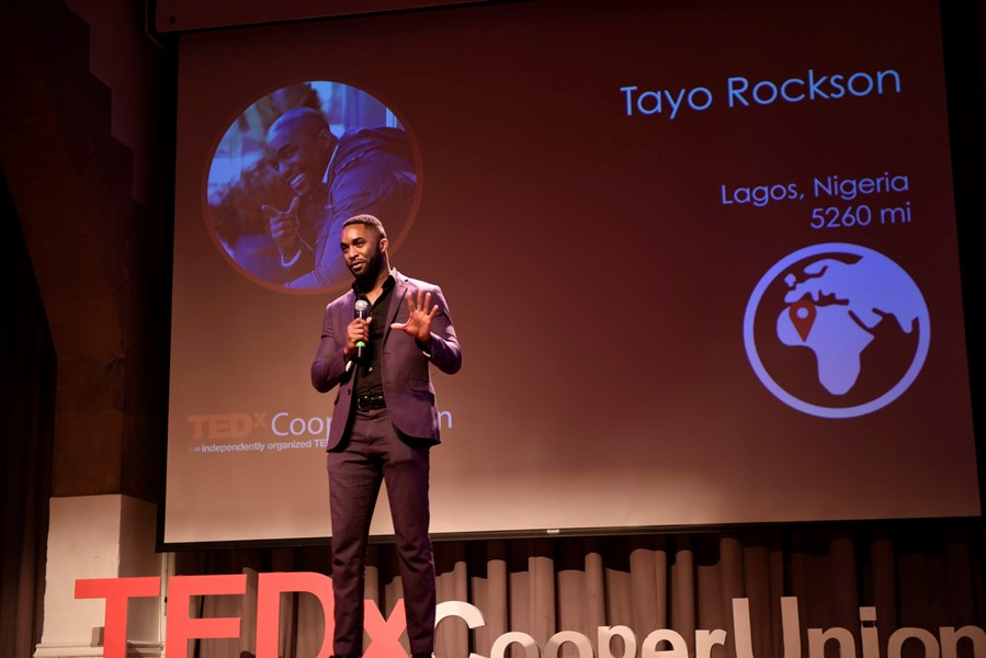 Tayo Rockson, Ted Talk, Culture, Travel, Multi-Cultural, TCK