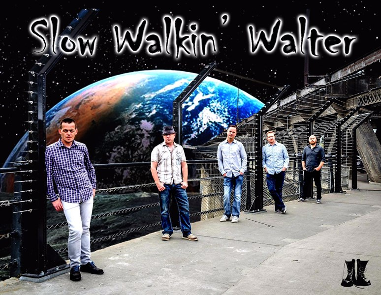 Slow Walkin Walter - Cover Band - Edmonton, AB