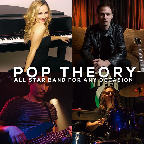 Pop Theory - All Star Band - Cover Band - Los Angeles, CA