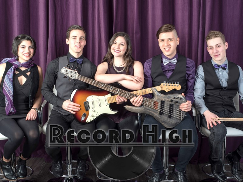 Record High - Dance Band - Port Coquitlam, BC