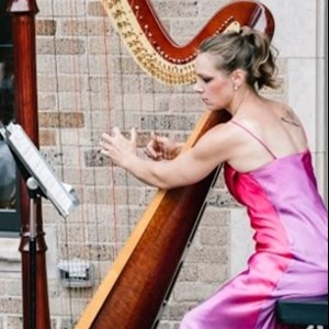 Grand Rapids, MI Harpist | Harpist For Any Occasion