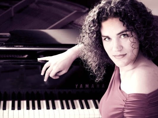 Anj Granieri - Singing Pianist - Atlantic City, NJ