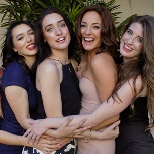 Hauula Acoustic Trio | The Los Angeles Belles