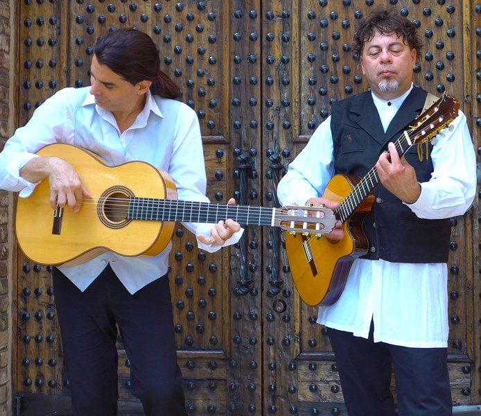 Gipsy Kings & Ottmar Liebert - Music - Flamenco Duo - New York City, NY