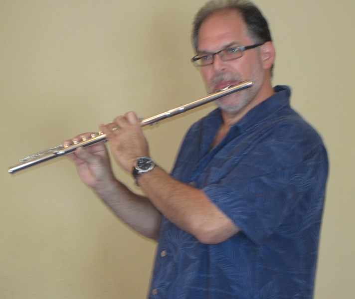 Rob Portnoy - Flutist - Egg Harbor Township, NJ