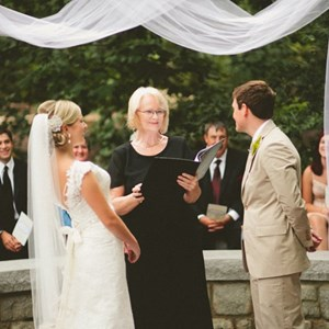 Tampa, FL Wedding Officiant | Reverend Susan Montgomery