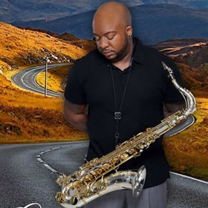 Howard City Gospel Singer | Saxophonist/National Recording Artist Andre Cavor