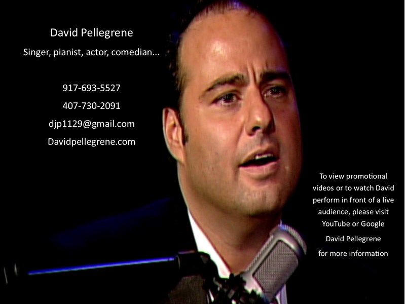 Orlando & Manhattan Singer/Pianist/Entertainer - Singing Pianist - Orlando, FL