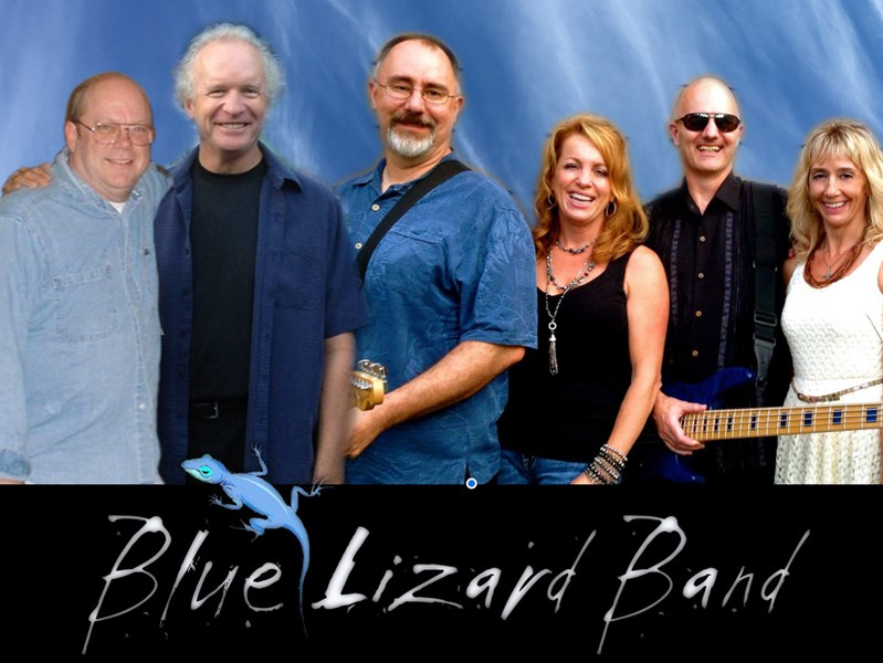 Blue Lizard Band - Classic Rock Band - Seattle, WA