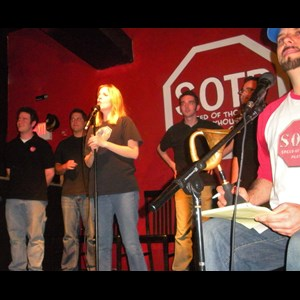 Richmond Comedian | The Speed Of Thought Players