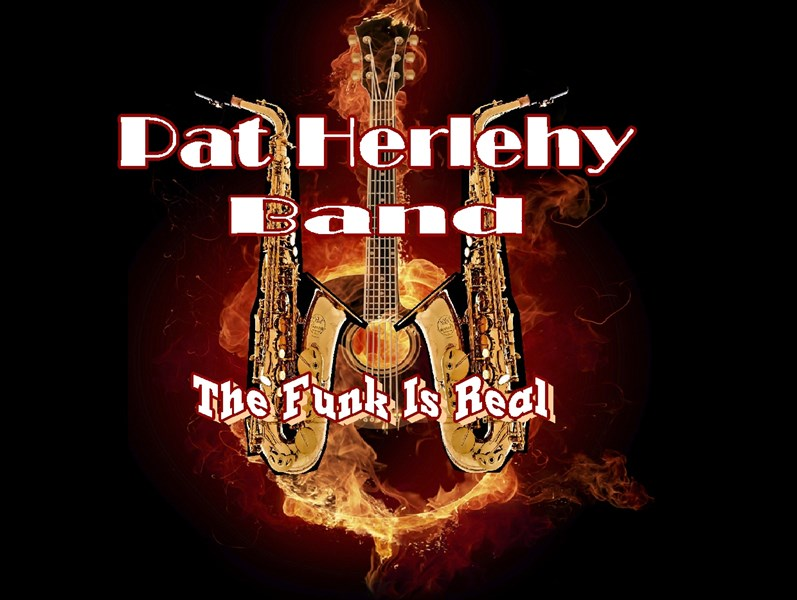 Pat Herlehy Band - Blues Band - Raymond, NH