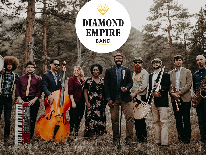 Diamond Empire Band - Cover Band - Louisville, KY