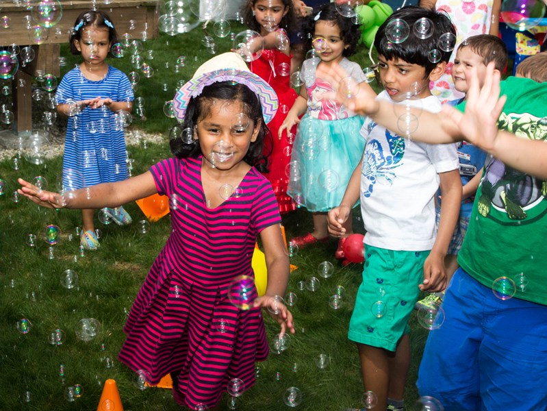 Kid's Bubble Parties - Bubble Party - Worcester, MA