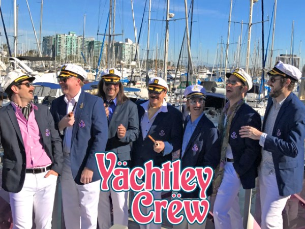Yachtley Crew - Tribute to Yacht Rock - Cover Band - Los Angeles, CA