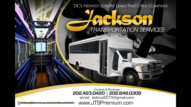 Jackson Transportation Services LLC - Party Bus - District Heights, MD