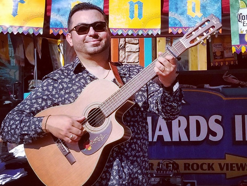David Merino - World Music Band - Sedona, AZ