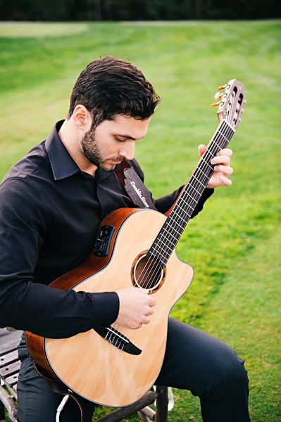 Alex Prezzano - Acoustic Guitarist - New York City, NY