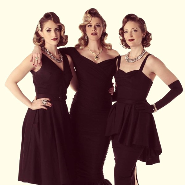 The Beverly Bombshells - Jazz Band - Beverly Hills, CA