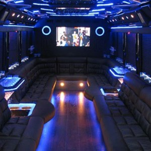 San Jose Party Bus | GR8 TRANSPORTATION