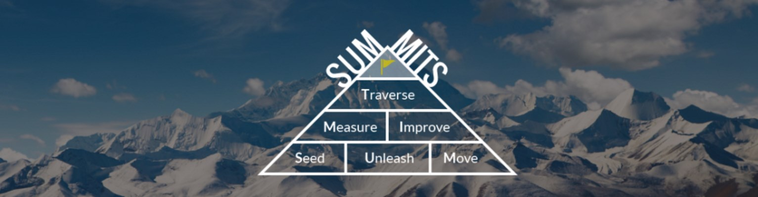 SUMMITS Pyramid of Success