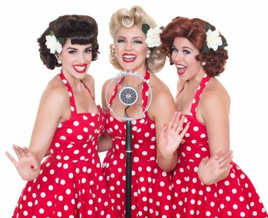 The Beverly Belles - Swing Band - Denver, CO