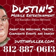 Robinson, IL Mobile DJ | Dustin's Mobile Entertainment