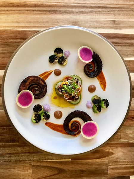 Xim Catering - Octopus Ceviche
