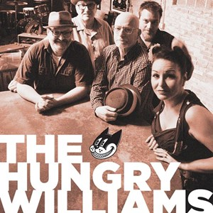 Belgium 60s Band | The Hungry Williams