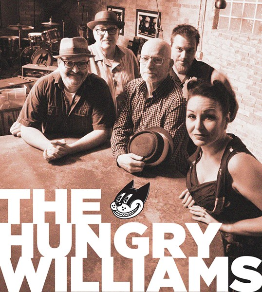 The Hungry Williams - Swing Band - Milwaukee, WI