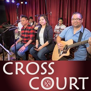 San Simeon 80s Band | Cross Court Band