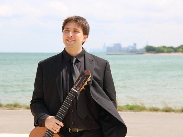 Mitchell Green Classical Guitarist - Classical Guitarist - Chicago, IL