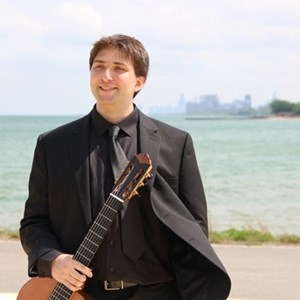 Chicago, IL Classical Guitarist | Mitchell Green Classical Guitarist