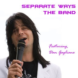 Separate Ways The Band - Journey Tribute Band - New York City, NY