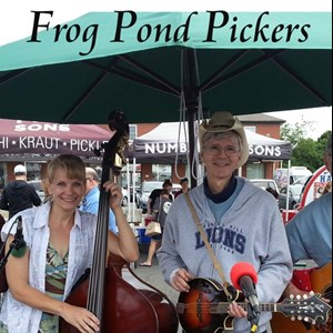 Lottsburg Gospel Band | Frog Pond Pickers